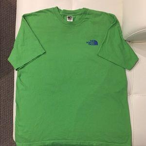 North Face Half Sleeves T-Shirt